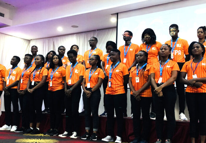 Youth Leaders Fellowship Programme inaugurated by UNFPA Ghana