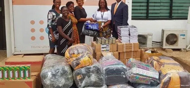 UNFPA supports the education of needy girls