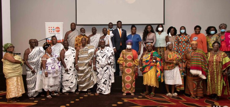 UNFPA country director calls on chiefs, celebrities to champion the fight against all forms of violence against females