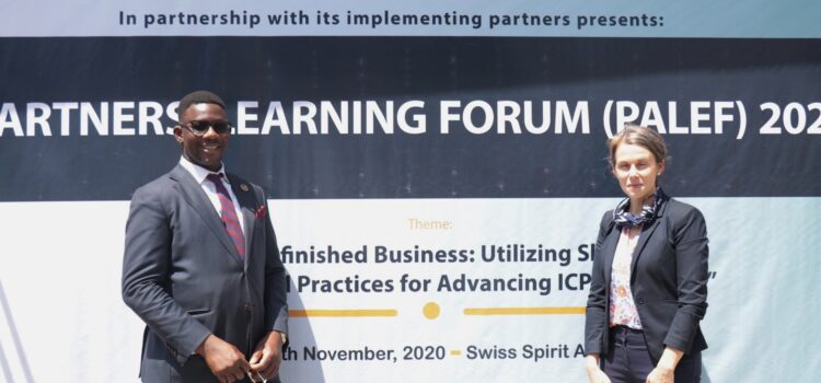 Engaging partners to accelerate ICPD progress in Ghana