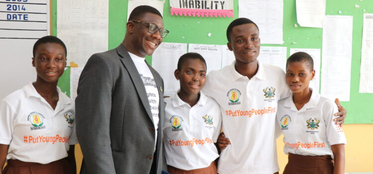 Let's advance the well-being of adolescent girls – UNFPA