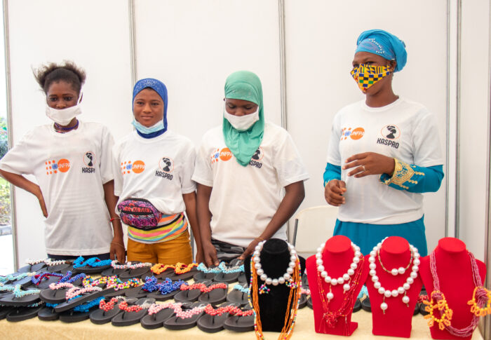 KASPRO Expo: Providing refuge for Kayayei in Ghana