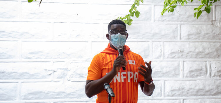 UNFPA Ghana beefs up the fight against SGBV through arts