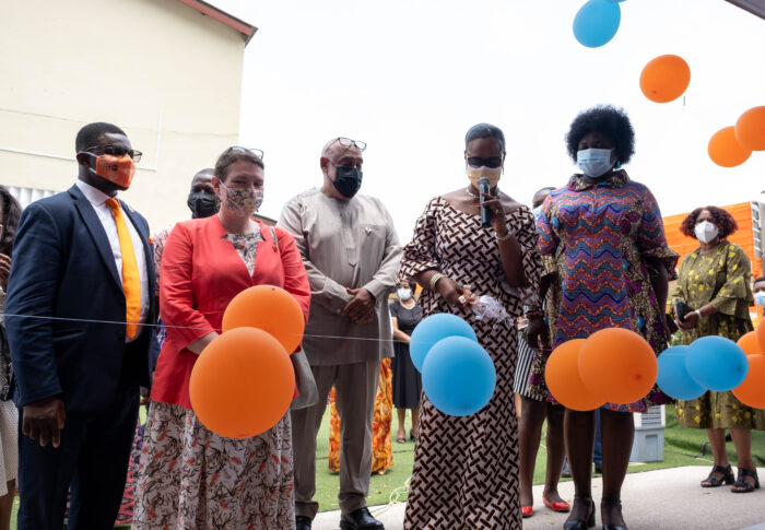 Launch of Orange Support Centre and  Boame App; Remedy to SGBV Cases in Ghana