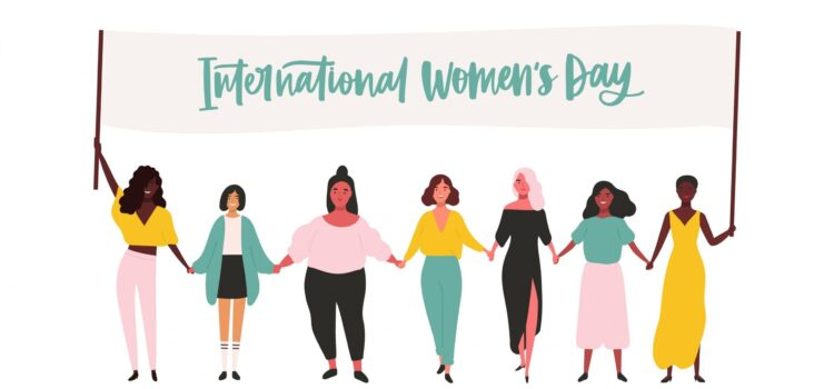Celebrating my Sisters on International Women's Day